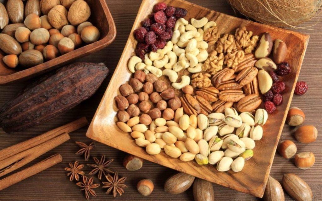 Các loại hạt dinh dưỡng tốt cho sức khỏe và bà bầu mang thai