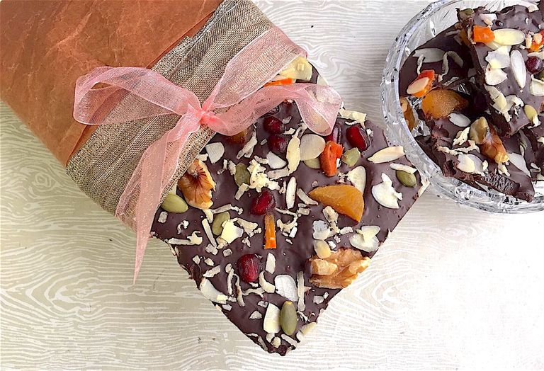 Nut Fruit Bark