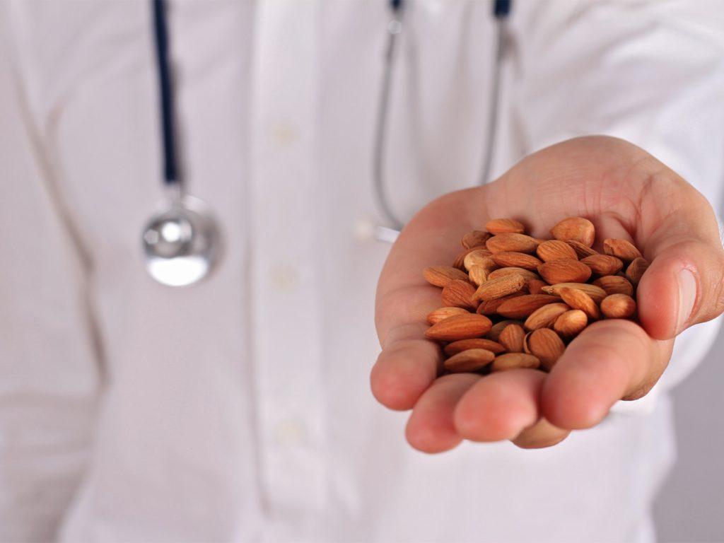 tác dụng hạt hạnh nhân với sức khỏe