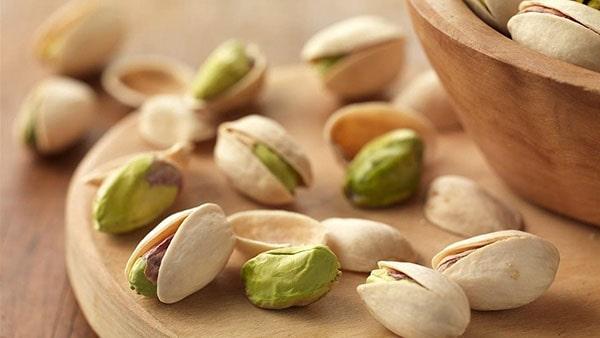 ăn hạt dẻ cười có béo không